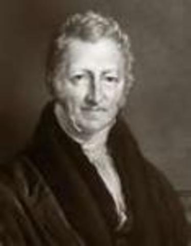 Thomas Malthus (1766)