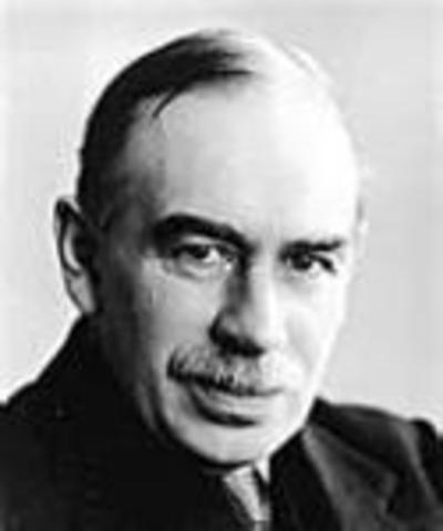 John Maynard Keynes (05/06/1883 - 21/04/1946)