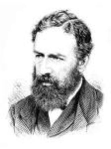 William Stanley Jevons (01/09/1835 - 13/08/1882)