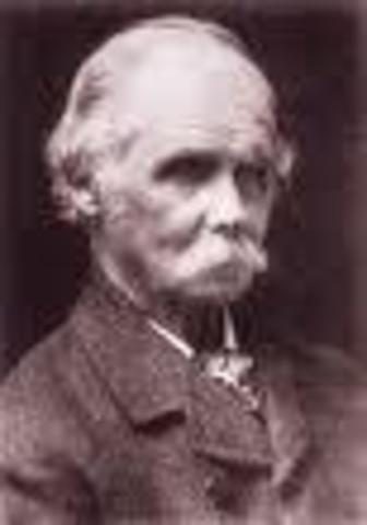 Alfred Marshall (26/07/1842 - 13/07/1924)