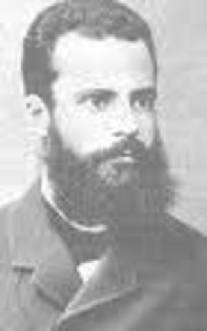 Vilfredo Pareto (15/07/1848 - 19/08/1923)