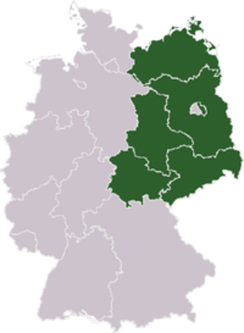 Vest- Tyskland
