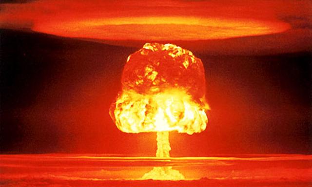 Prøvestansavtale som forbyr atomvåpen i atmosfæren