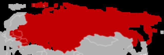 Warsawpakten dannes