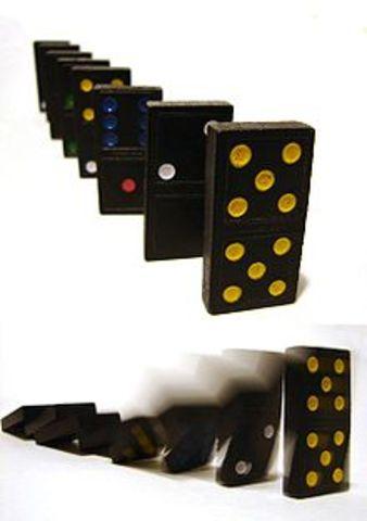 Dominoeffekten