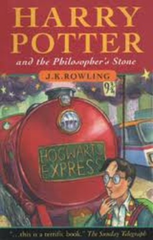 """J.k. Rowling Publishes """"The Sorcerer's Stone"""""""