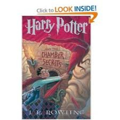 J.K. Rowling Published The Chamber Of Secrets