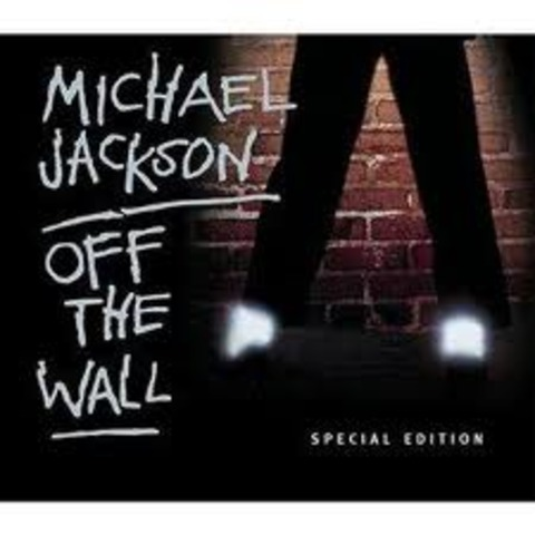 """Releases his first solo album, """"Off The Wall"""""""