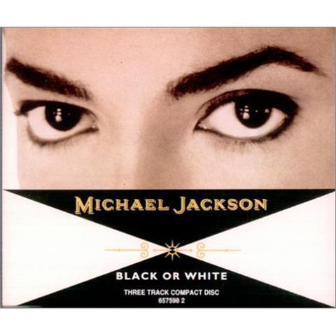 Debut of Black or White