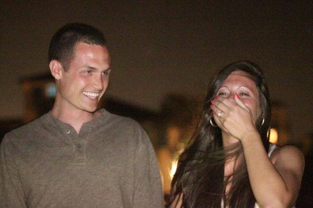 Got engaged!