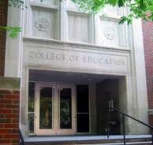 UTK Education Graduate Program