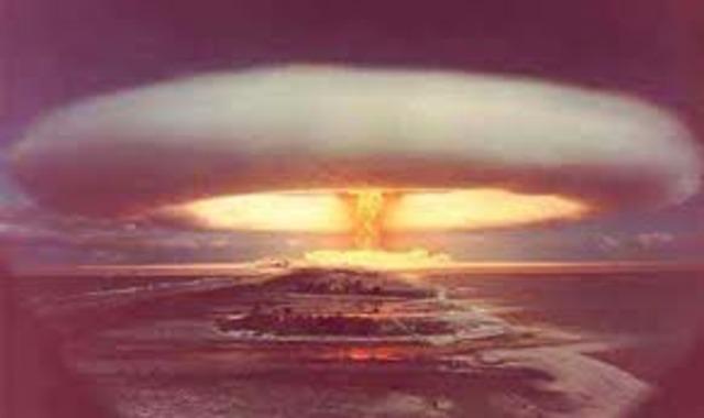 Frykten for atomkrig