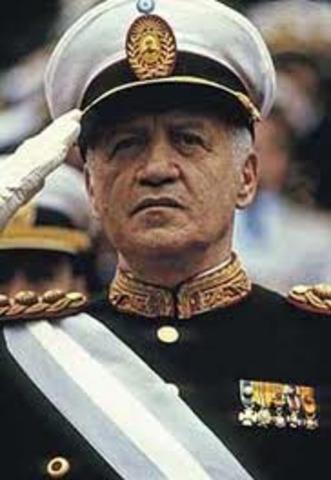 Presidencia de GALTIERI, Leopoldo