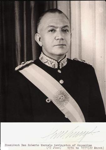 Presidencia Levingston