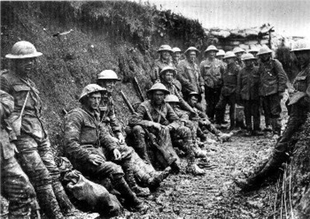 World War I Begins