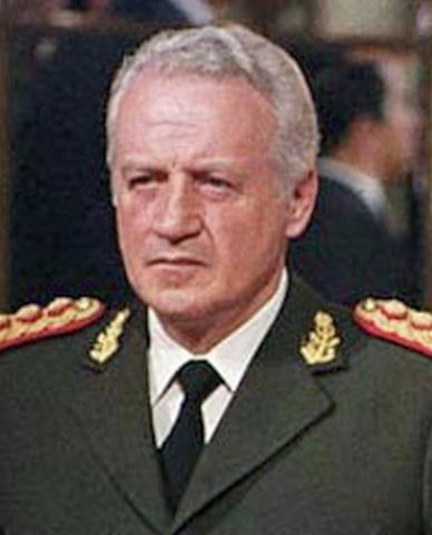 Presidencia Galtieri