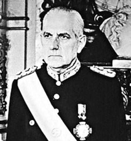 Presidencia Bignone