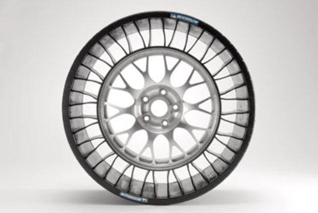 Aireless Tire