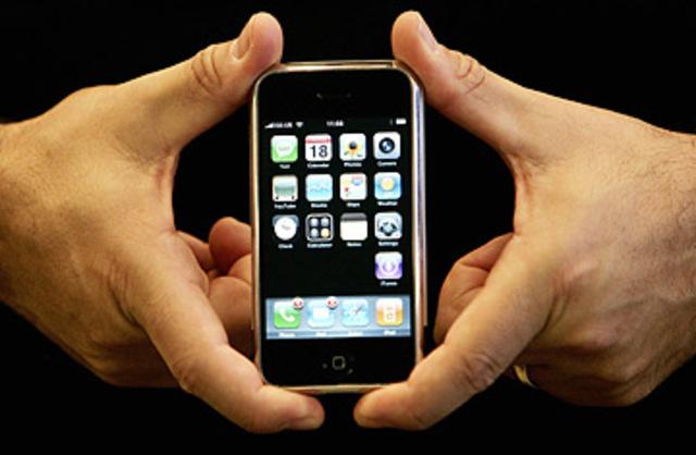 The I-Phone