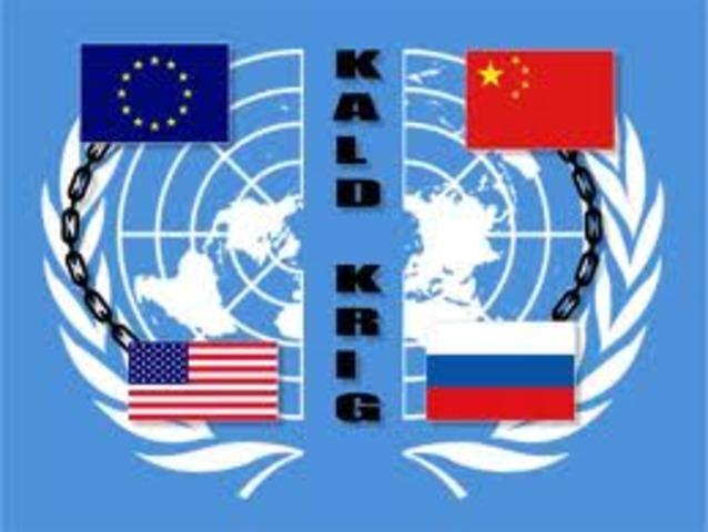 FN under den kalde krigen