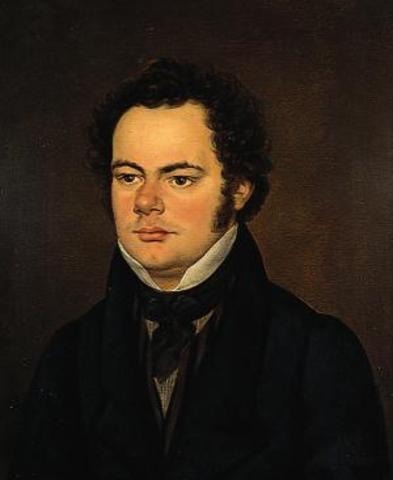 Schubert Dies at Age 31