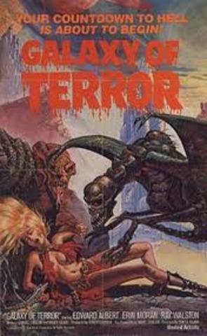 Galexy of terror