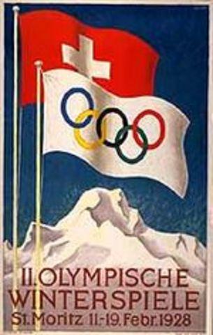 St. Moritz, Switzerland, 1928