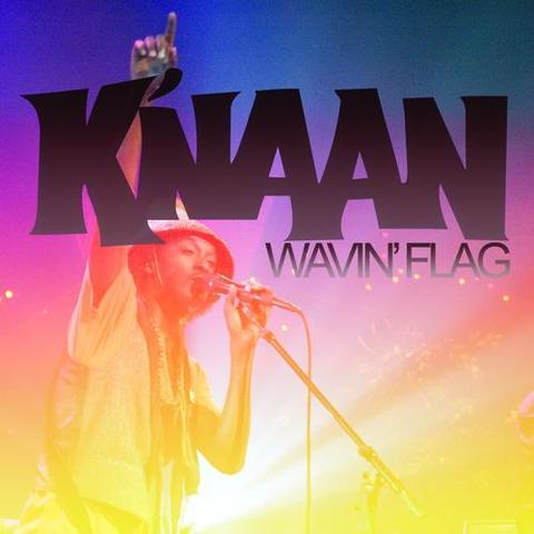 K'naan releases hit song Wavin Flag