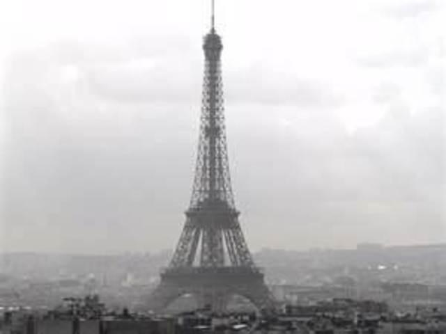 Fue a Paris