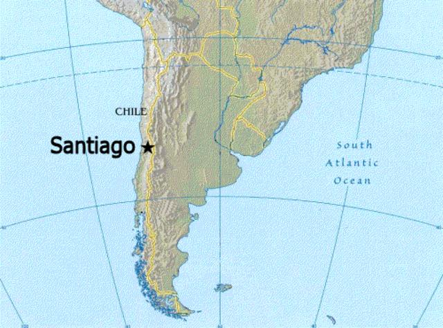 nacidó el once noviembre once un mil once en Satiago, Chile