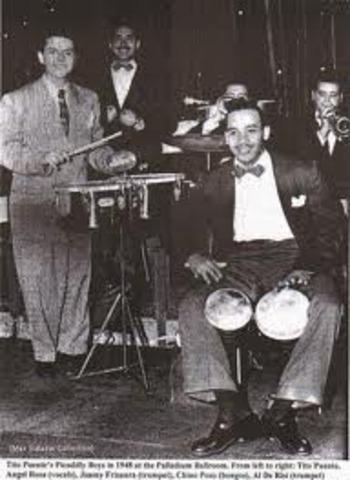 """Él formó la banda """"Los Chicos Piccadilly"""""""