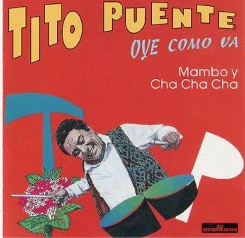 """Puente publicó la canción """"Oye Como Va"""""""