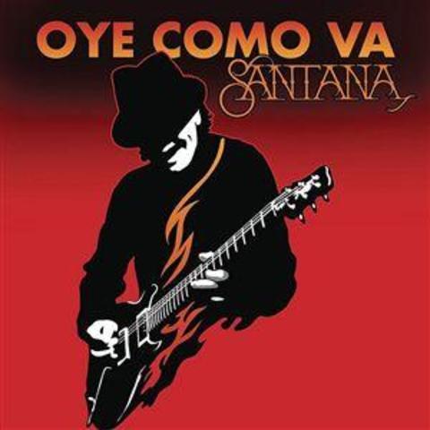 """Carlos Santana recreó la canción """"Oye Como Va"""""""