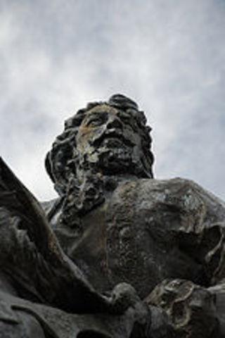 Don Gregorio de Salinas Varona goes to Texas