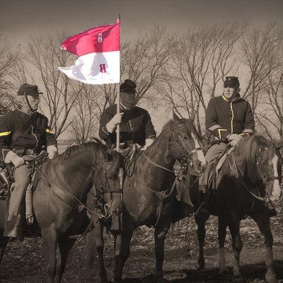 8th Illinois Cavalry timeline