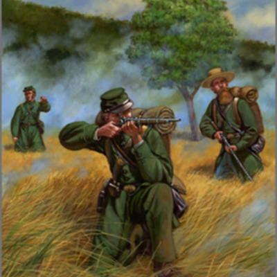 Military Unit - Berdan Sharpshooters timeline