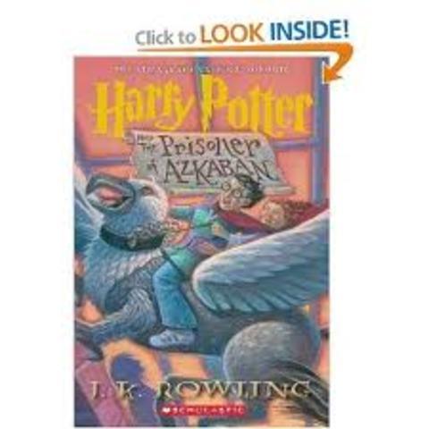 "J.K. Rowling Publishes ""The Prisioner Of Azkaban"""