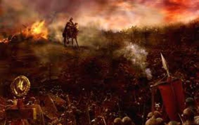 First Punic War Begins 264 BC
