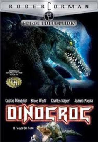Dinocroc