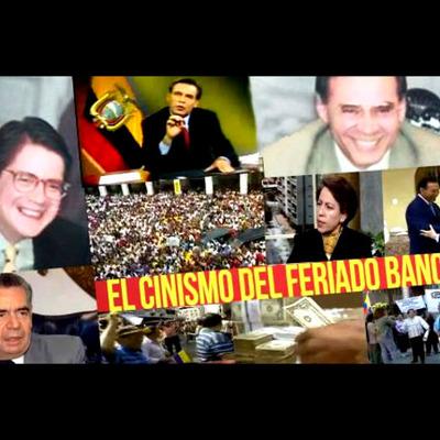 Gobierno Jamil Mahuad/ Participación Guillermo Lasso timeline