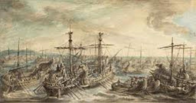 Naval Battle of Cape Economus 256 BC