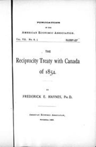 Reciprocity treaty