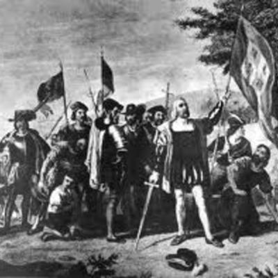 Spanish Exploration- Justin Biediger timeline