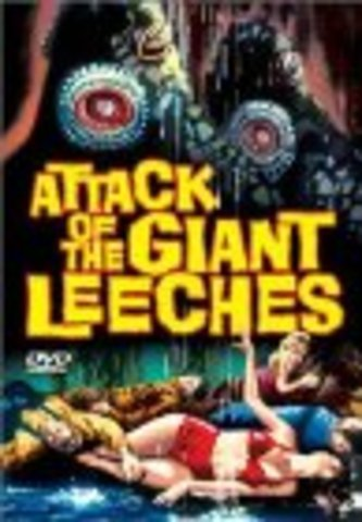 Attack of the giant leaches