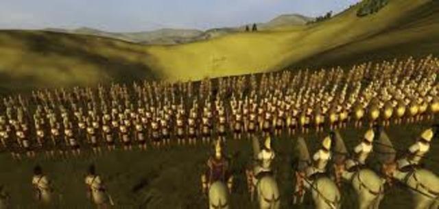 Carthaginian Army returns to Sicily 254 BC