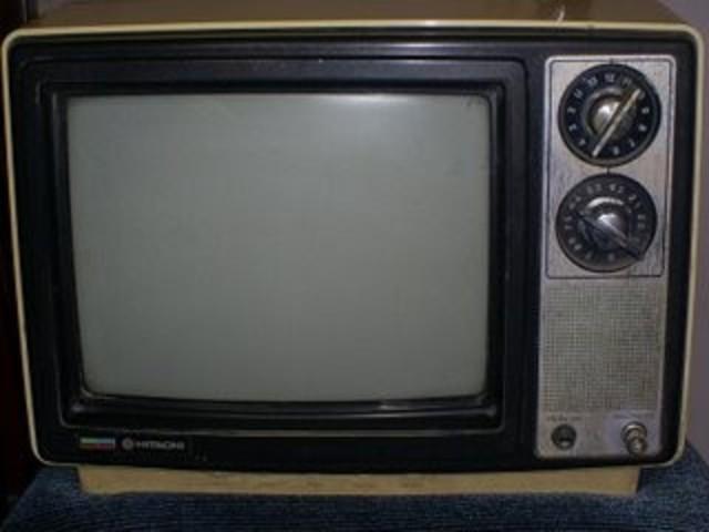 LA TELEVISIÓN: TODA UNA VIDA