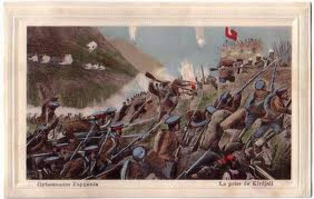First Macedonian War began 215-205 BC