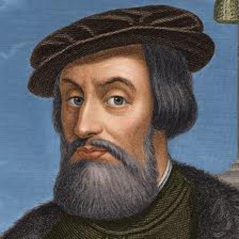 Cortes's Voyage