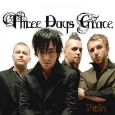 Three Days Grace timeline