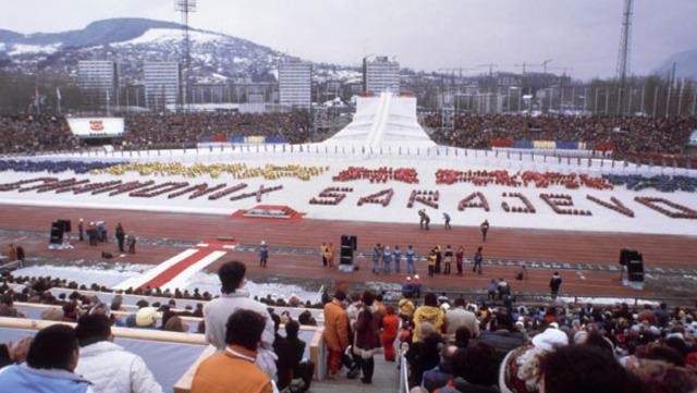 Sarajevo, Yugoslavia